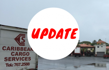 Update Tropical Storm Matthew